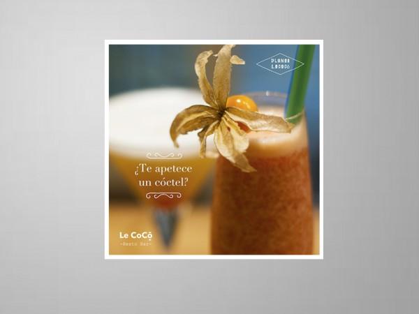 <span>Fotografías y diseño para RRSS de Restaurante Le Cocó (Madrid)</span><i>→</i>