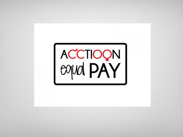 "<span>Logotipo para el proyecto ""Action Equal Pay""</span><i>→</i>"